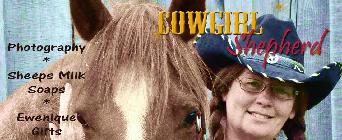 Cowgirl Shepherd