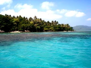 sudut pulau menjangan besar karimunjawa