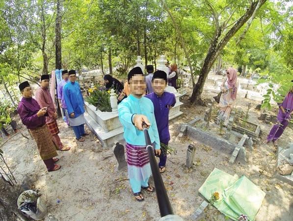 Selfie Kubur Jadi HARAM jika?!