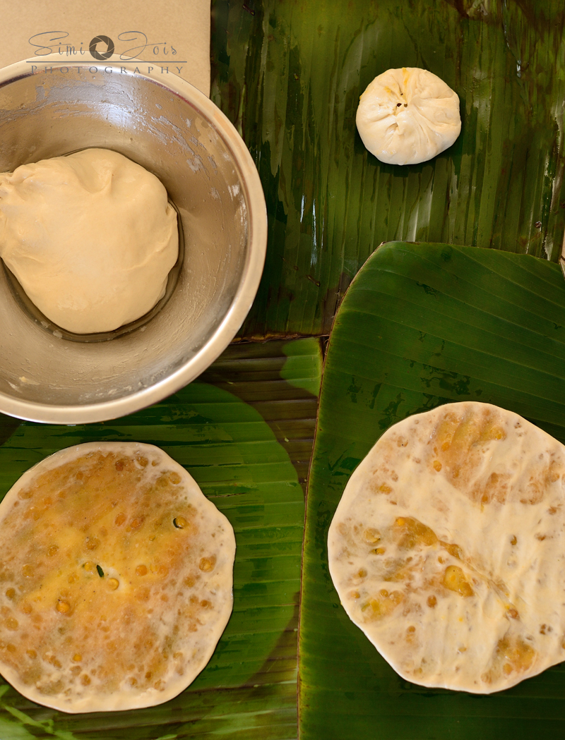 Holige, Obbattu, Puran Poli - A traditional Indian Dessert, Simi Jois Photography