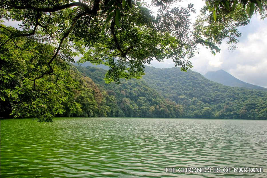 bulusan lake