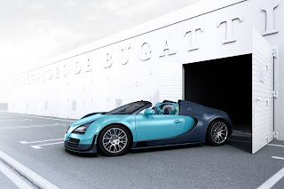Bugatti Grand Sport Vitesse Jean-Pierre Wimille Special Edition