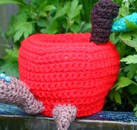 http://www.ravelry.com/patterns/library/apple-for-the-teacher-pencil-pot