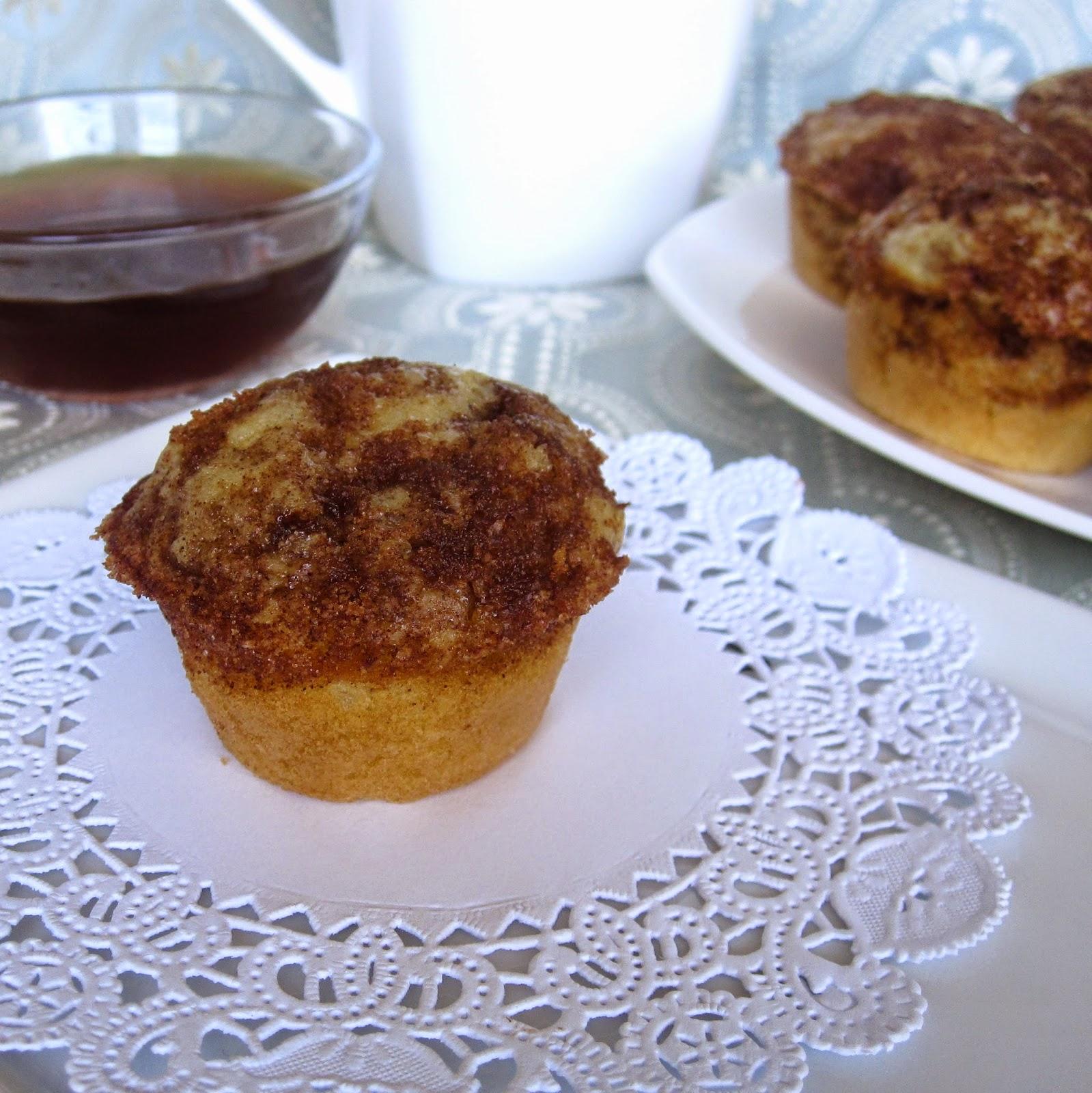 Mini Pancake Muffin Dunkers (maple bacon & cinnamon sugar, chocolate ...