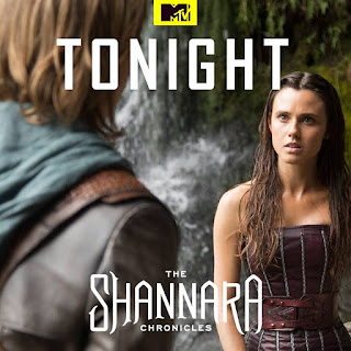 The Shannara Chronicles starts tonight on MTV