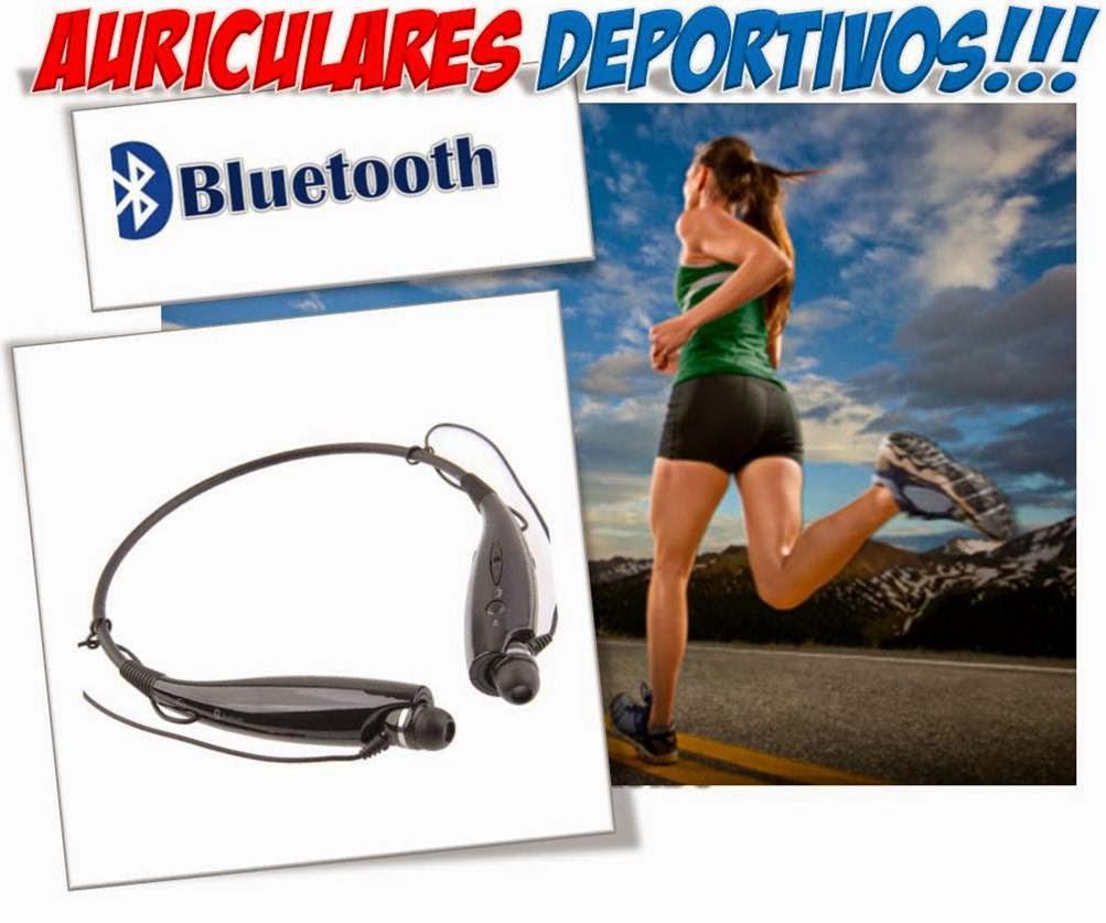 auriculares inalambricos deportivos