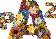 Amor y paz, paz y amor paz flores