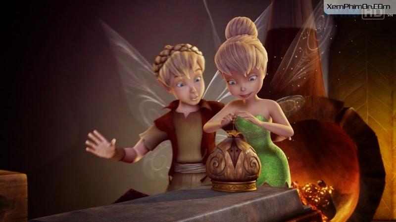 Tinker Bell Và Kho Báu Bị Thất Lạc, Tinker Bell And The Lost Treasure