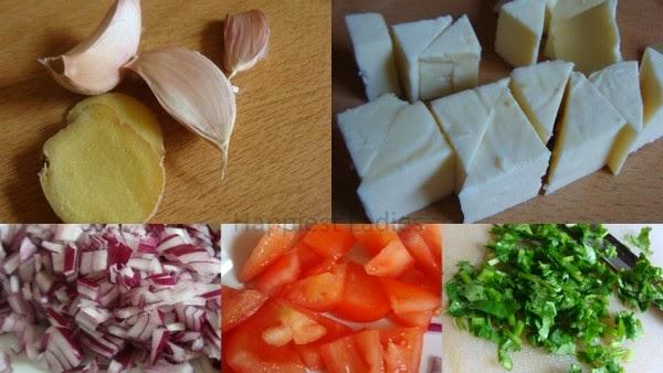 cashew cheese indian recipe