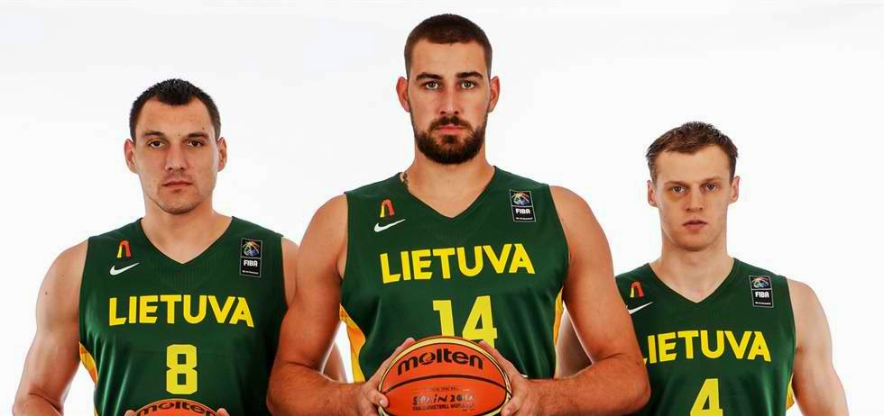 Lithuania national basketball team free wallpaper download