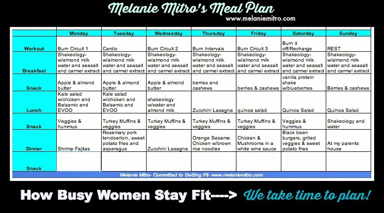 Chalean Extreme Meal Plan, clean eating meal plan, Family Clean Eating Meal Plan