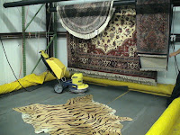 Oriental Rug Cleaning plant in Humble, TX serves all of Houston.  We are Houston's #1 rug cleaning company.
