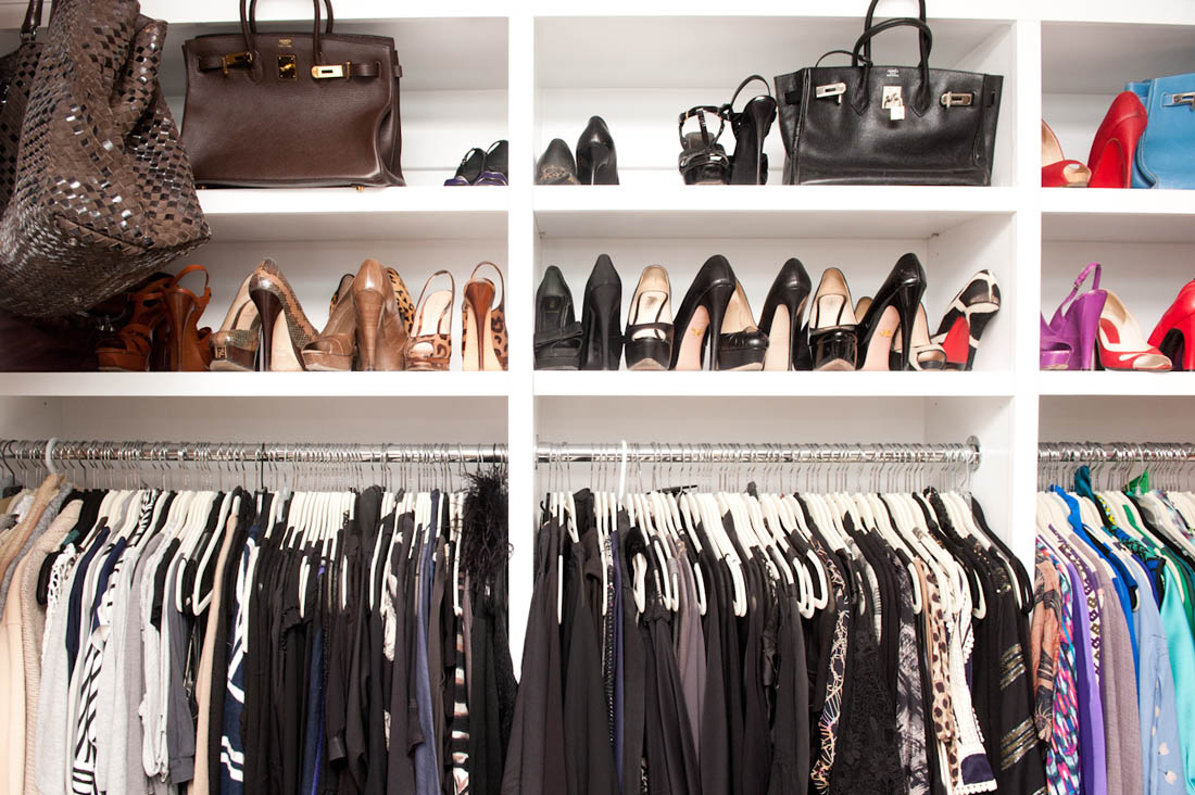 ... Much Chanel Def Makes Me Gag (yes, Kinda Jealous), But The Goodies In  Her Closet Are Undoubtedly Fun To Look At. Read The Article In Its Entirety  Here.