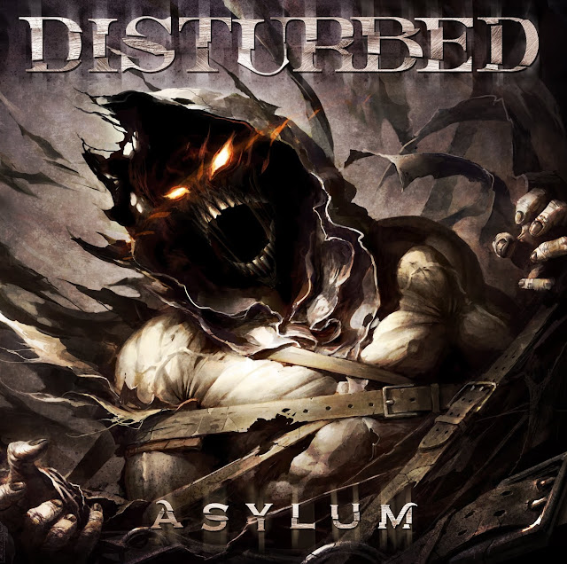 disturbed,asylum album,music album