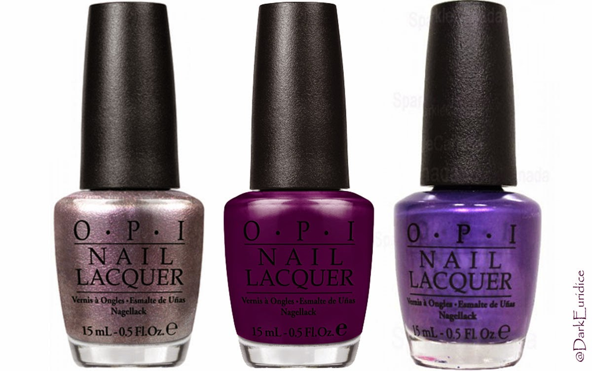 Diosa full time: Opi. La violetitud!