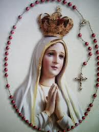 """""""O Rosário é a homenagem mais agradável à Mãe de Deus."""" (Santo Afonso de Ligório)"""