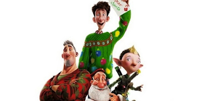 ARTHUR CHRISTMAS MOVIE REVIEWS