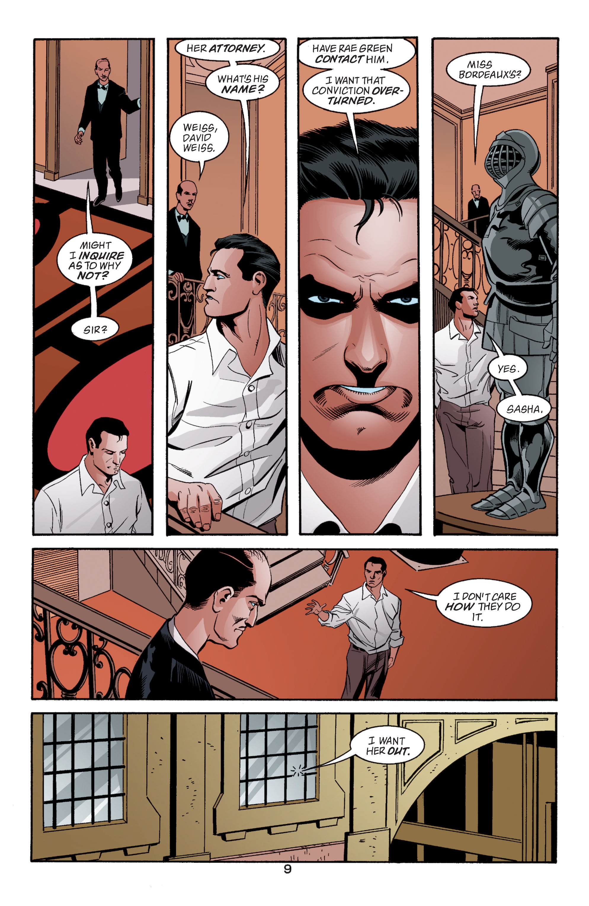Detective Comics (1937) Issue #773 Page 9