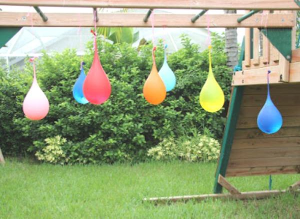 Piñata de globos