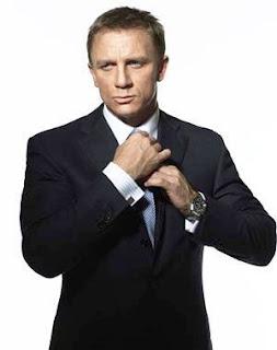 Daniel Craig el nuevo James Bond
