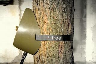 P-TREE Tempat untuk buang air kecil bagi laki.