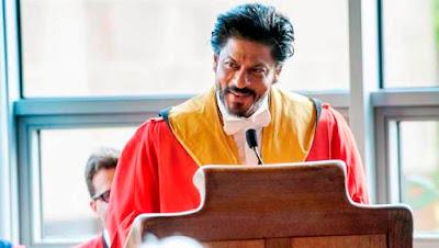 Shahrukh Khan honoris causa