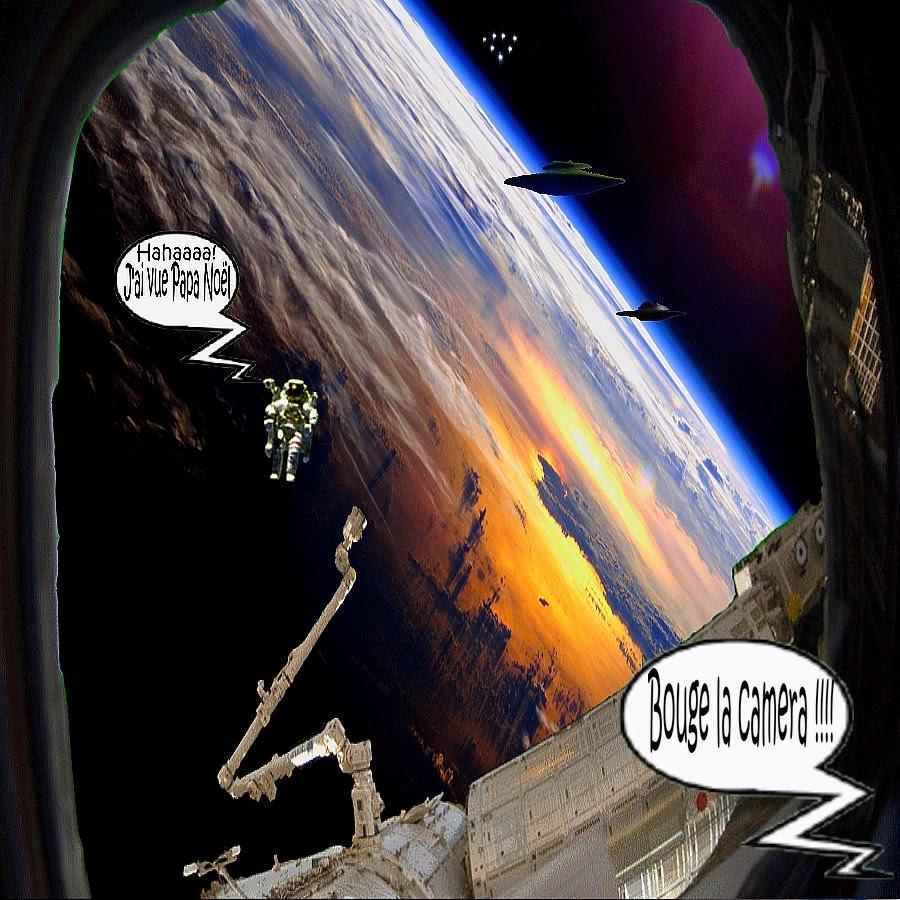 Observations, les OVNIS et la NASA.