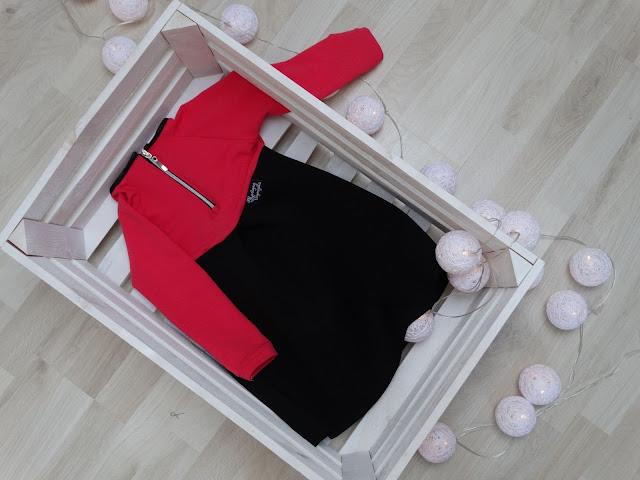 koralowa sukienka dla dziewczynki 104 cm