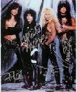 Banda do mês - Mötley Crüe