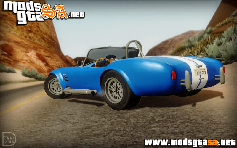 SA - Shelby Cobra 427