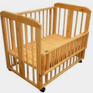 Giường cũi cho bé