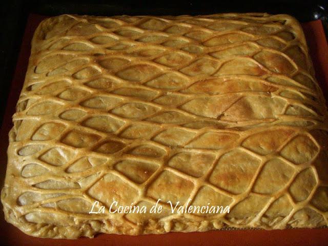 La cocina de valenciana hornazo de salamanca for Cocina valenciana