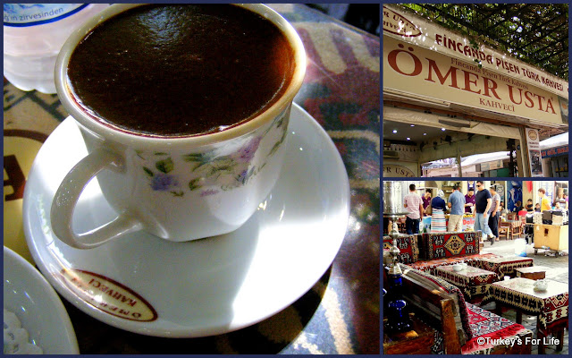Turkish Coffee, Kemeraltı, Izmir