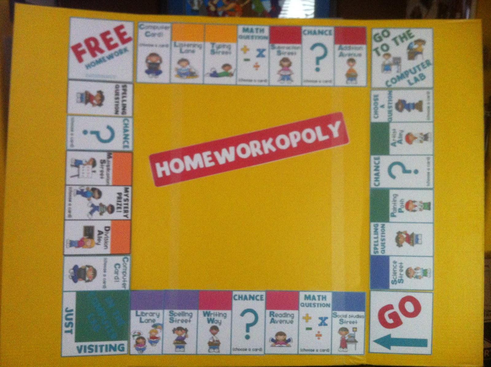 book report board games