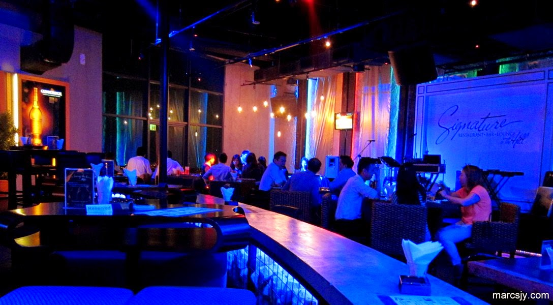 Experience on Signature Taste Thursday (Mingle Party) at The Roof with Nuffnangers