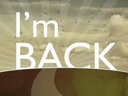saya telah kembali
