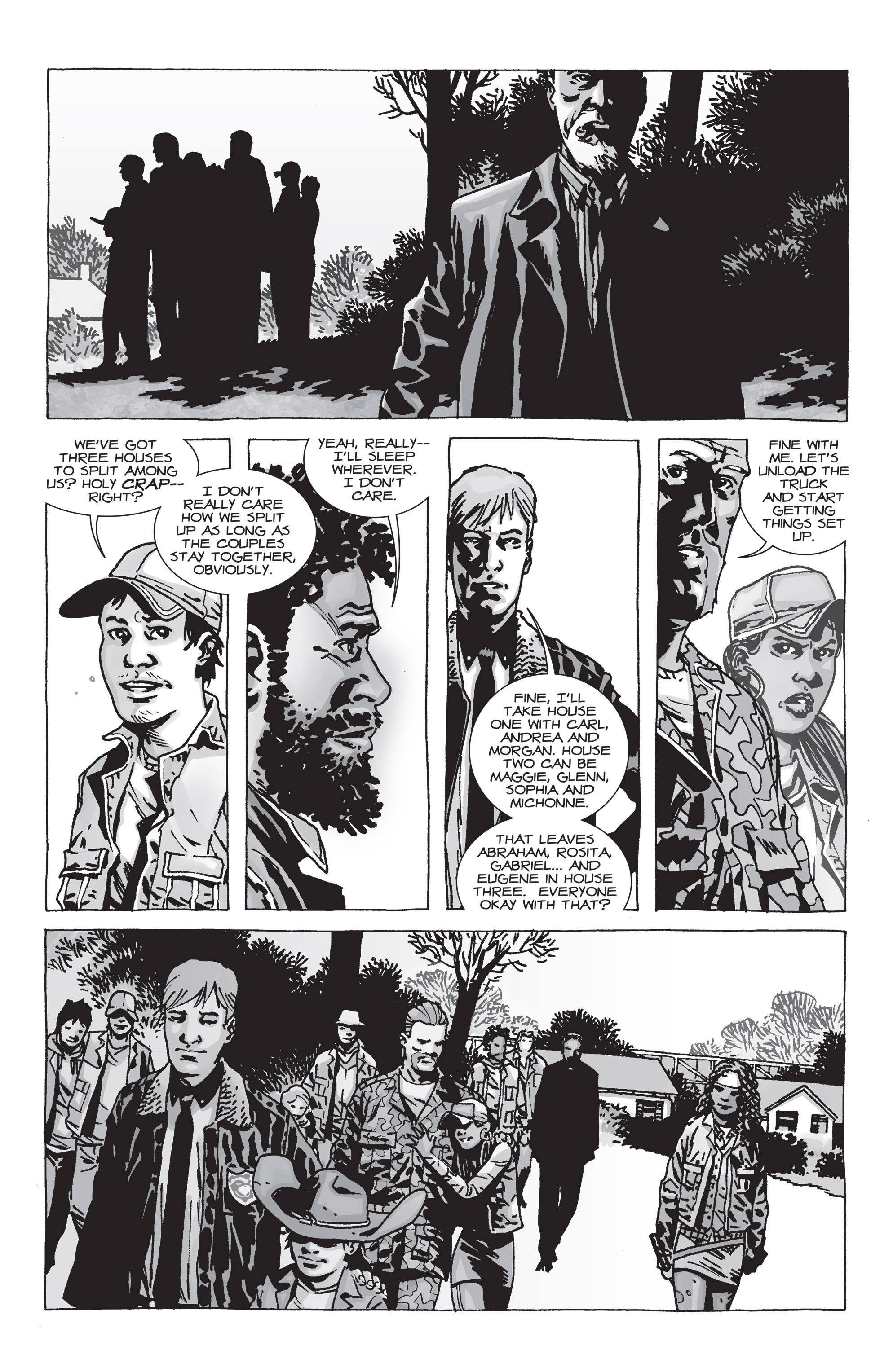 The Walking Dead Issue #71 Page 11