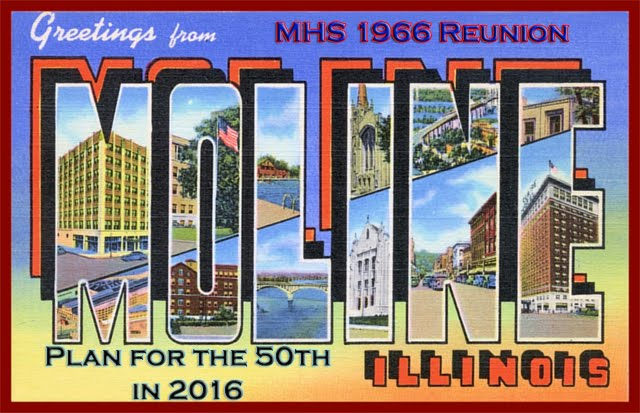 Moline Memories - MHS 66 Friends