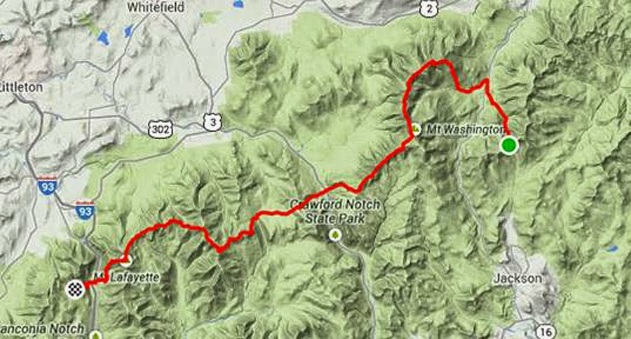 Highland Center (NH, Amc) - TrailsNH Hiking Conditions