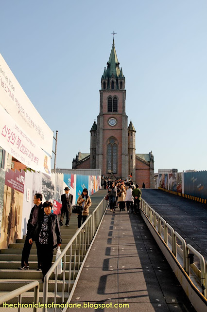 Myeongdong church