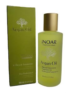 Óleo de Argan INOAR 60 ml