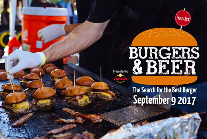 Save on passes & Enter to win VIP tickets to Burgers & Beer Festival - September 9!