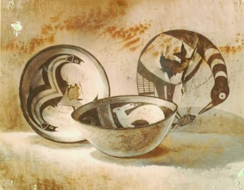 """Mimbris Ceramics  22""""X30"""" W/C"""