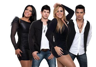 agenda próximos shows Calcinha Preta