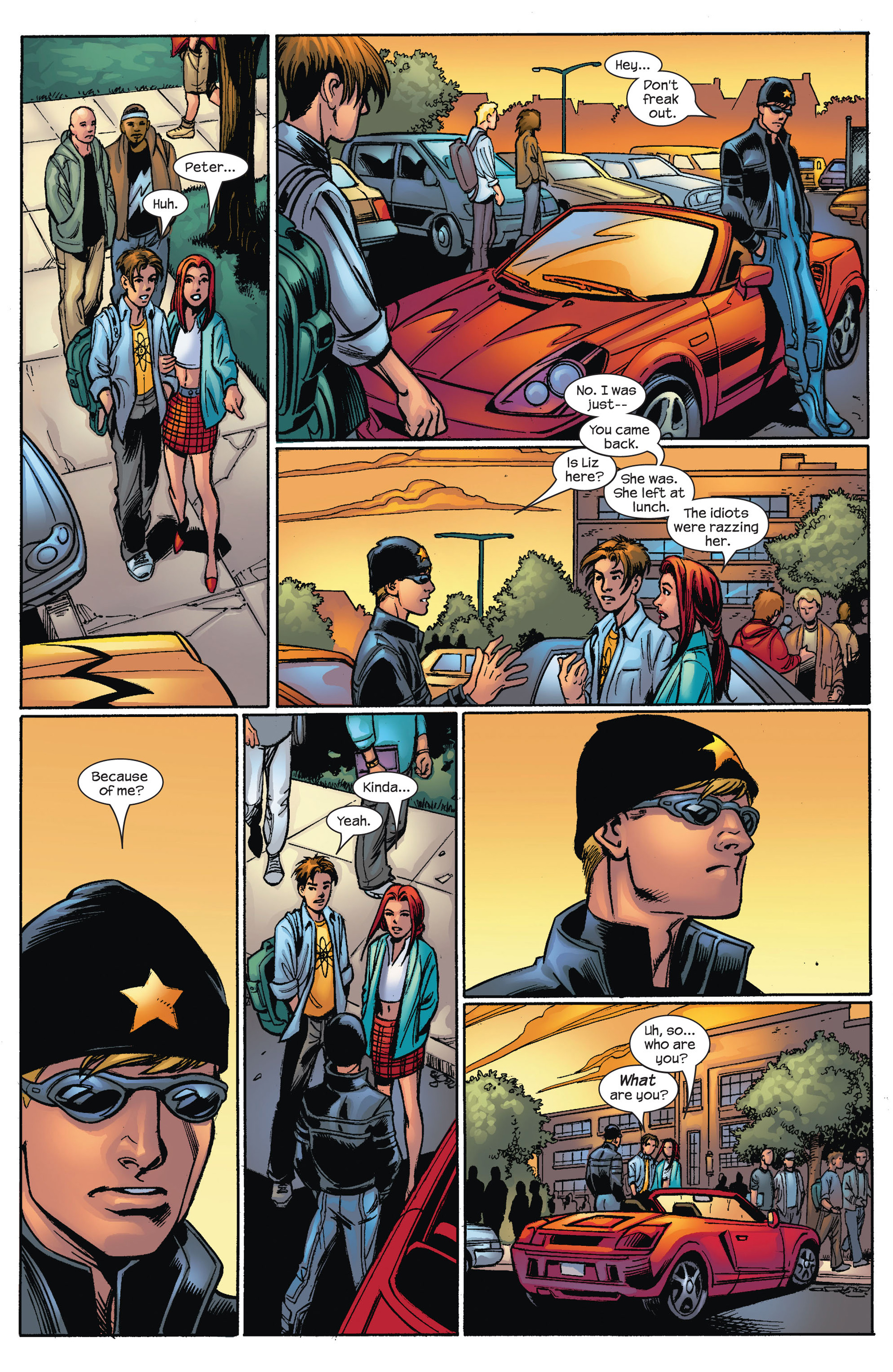 Ultimate Spider-Man (2000) Issue #69 #73 - English 8