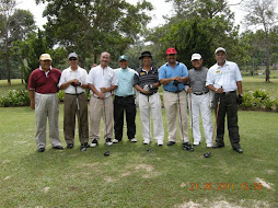 Rumbai Golf Course, Rumbai, Pekanbaru, Riau, Indonesia