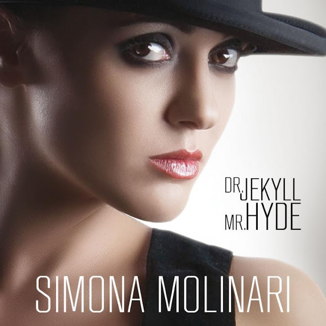 Cover Simona Molinari - Dr Jekyll Mr Hyde