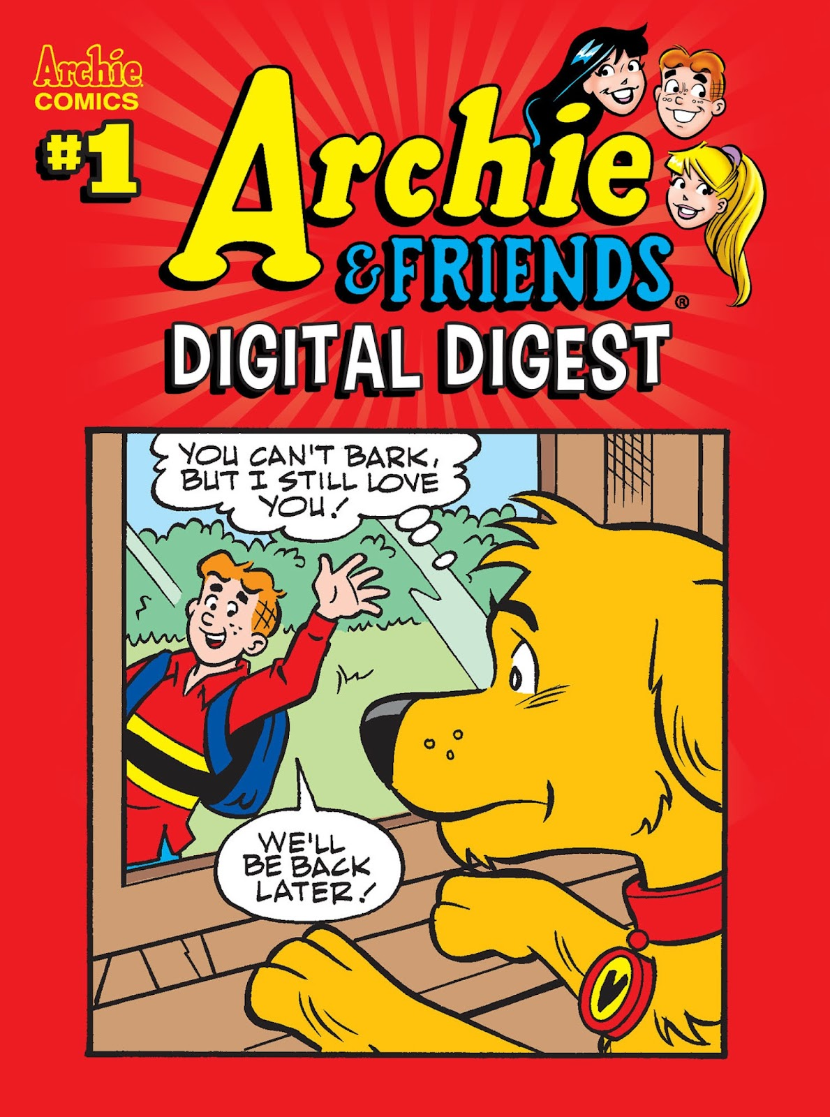 Archie & Friends Digital Digest issue 1 - Page 1