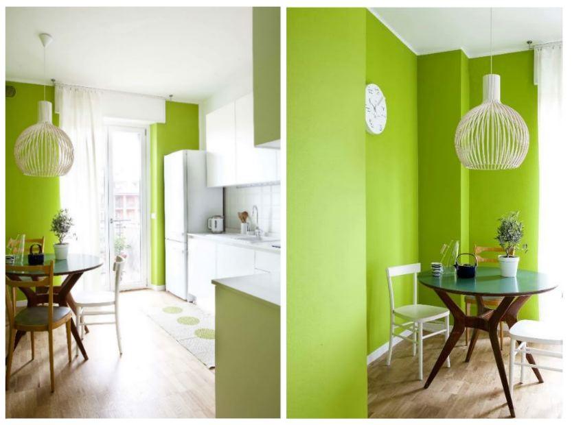 Parete Cucina Bianca: Colori cucina quali scegliere i di stosa.