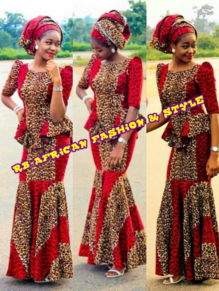 Royalty Rb African Fashion Style Vol 9
